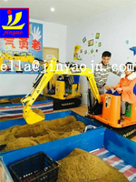 Chinese New products Small kids toy excavator, Entertainment excavator for sale