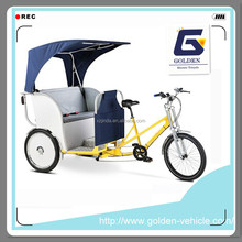 luxury three wheeler auto rickshaw tricycle price china pedal assisted trike factory