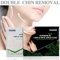 New No Irritation Herbal Ingredients Lifting Face Fat Reduction Cream with Wrap