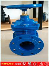 Gate Valve long Stem Gate Valve Cast Iron gate valves PN16 F4 F5 BS5163
