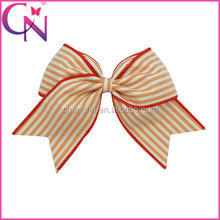 2015 Hot Selling Forked Tail Hair Bow, Kids Decorative Cheerleading Hair Bows