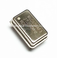 27MHZ 27M 27.000MHZ DIP4 rectangle Original Active crystal oscillator 20.86MM*13.20MM 8-DIP, 4 Leads Full Size Metal Can