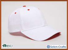 2015 Vogue hot selling 100% cotton 2 color new design baseball caps