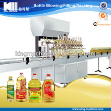 Automatic Oil Filling Line / Edible Oil / Vegetable Oil