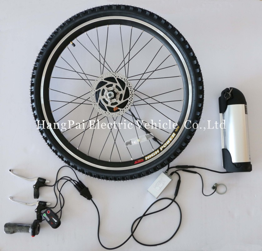 Electric Motor Retrofit Kit: Handmade Electric Bike Kit Ebike Kit Electric Bicycle