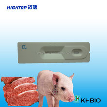 Disposable Rapid Test Food Safety Test Device Clen Test Kits Beef/Pork/Meat