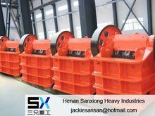 20% Energy Saving, Cool Design,World Wide Popular, Patented Advanced Jaw Crusher Fit For Cement Industry