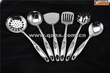 7Pcs Kitchen ware/ Stainless Steel Kitchenware