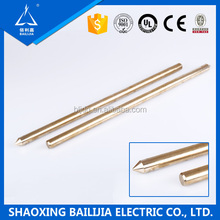 High Conductive 99.9% Pure Copper Earthing Set