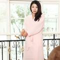 Mujeres y mujeres sexo rosa waffle pijamas diseño para el hogar y hotel desgaste