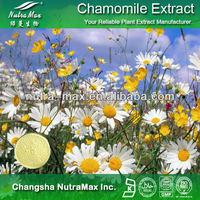 GMP Supplier Chamomile Extract Liquid 4:1 5:1 10:1 20:1