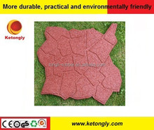 The Best Outdoor Rubber Floor Tiles for Decoration and Safety
