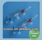 medical disposable plastic manifolds