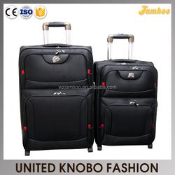 1680D EVA trolley case set soft luggage set swiss polo luggage