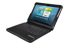 3.0 folio Bluetooth keyboard case Compatible for galaxy Note 10.1 inch