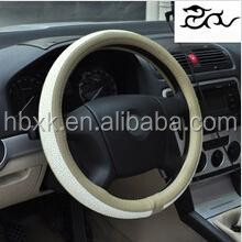Four Seasons GM Leather Car Steering Wheel Cover