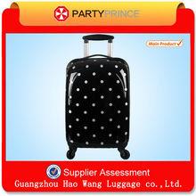 Trolley Luggage Classic Polka Dots Pattern Universal Wheel Luggage