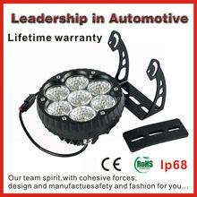 Factory supply 6 INCH 70W LED WORK LAMP OFFROAD 12V IP68 FLOOD SPOT COMBO FOR 4x4 OFF ROAD ATV TRUCK BOAT UTV WORKLIGHT DRIVING
