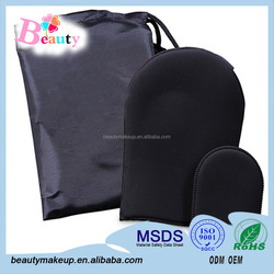 New Beauty Product!Fashionable Latex Free Tanning Mitt Applicator Tanning Mitt Glove Manufactory Logo Can Be Put On