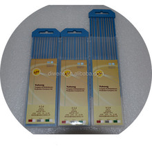 WT20 tungsten electrode for stainless TIG welding
