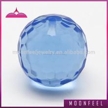 china cable de vidrio suelta perlas