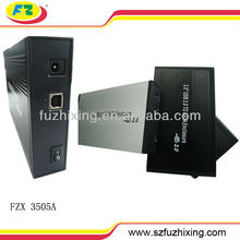 special offer cheap price!!! 2tb3.5 inch sata hdd enclosure sata hdd hard drive external case 480mbps