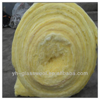 Glass Wool For Metal Structure Roofing Insulation