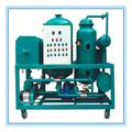 Vacío coalescing deshidratación y eliminación de impurezas planta de reciclaje de aceite