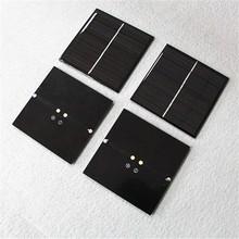Customized mini solar panel 1W 6V