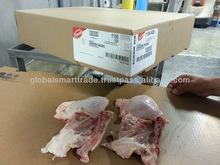 Frozen chicken legs and tighs