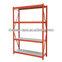 4 tiers sheet steel metal garden tools storage rack HSX-4400
