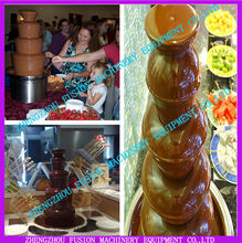 PROFESSIONAL COMMERCIAL chocolate fountain stand/big chocolate fountain/small chocolate fountain
