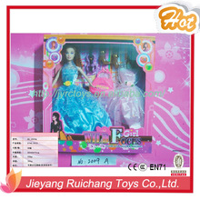 New Online doll baby toys 2015 wedding dress dolls