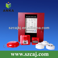 large building fire alarm conventional fire equipment