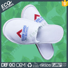 Supplier Recyclable slipper shoes elastic is hotel slippers