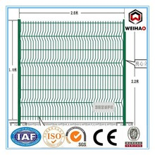 hot sale security fence/protective fence /welded metal fence factory