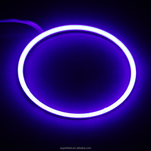 Universal High Bright Led Halo Ring Car Cob Angel Eye Lights e46 e36