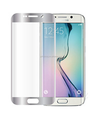 2.5D tempered glass screen Saver For Samsung S6/tempered glass screen protector /screen protector for Samsung S6
