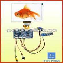 7.0 inch Digital lcd screen touch screen