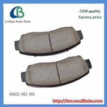 FOR HONDA CIVIC/ INSIGHT OEM 45022-SNE-A01 Disc Brake Pad/Brake Pad or Shoe, Front 45022-SHJ-A01