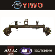 rubber torsion axle engine crank shaft type sample checking