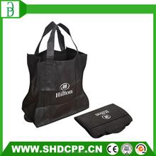 reusable foldable shopping bag with logo