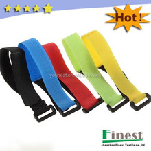 hook and loop velcro cable ties electrical wire circles