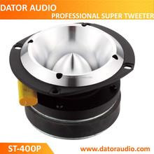 ST-400P car audio tweeter 1.75 inch 44.45mm titanium super tweeter aluminum frame 4 or 8 ohms 300 watts bullet tweeter
