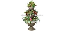 outdoor tall flower' pot gardener