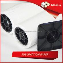80g/90g/100g/120g sublimation paper wholesale ,heat transfer sublimation paper