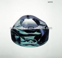 china Temptation hand cut wedding souvenirs gift crystal ashtray