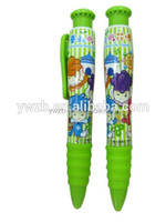 environmental big plastic ball pen