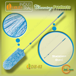 2015 New product easy use aluminium handle duster with plastic handle