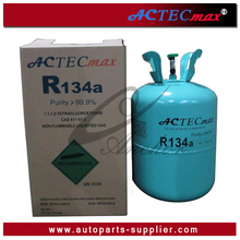 ACTECmax r134a refrigerant gas with more than 99.9% Purity refrigerant r134a